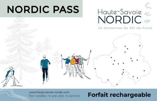 Nordic Pass en Haute-Savoie, le ski de fond dans la poche