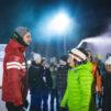 Nordic Happy Hour Initiations ski de fond et Biathlon en nocturne Haute Savoie Nordic NHH